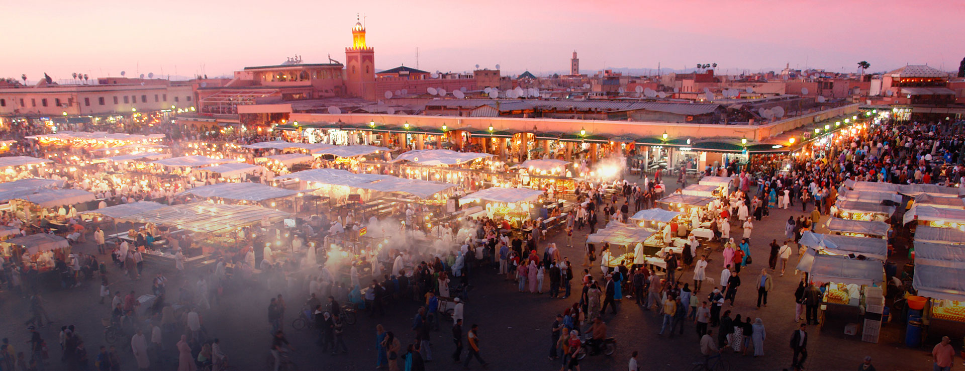 Marrakesh - city of the Kingdom of Morocco