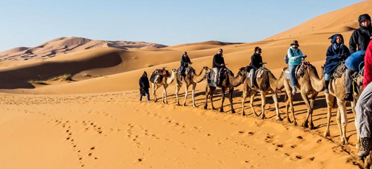 10 Days Sahara Desert Tour: from Fez to Marrakech