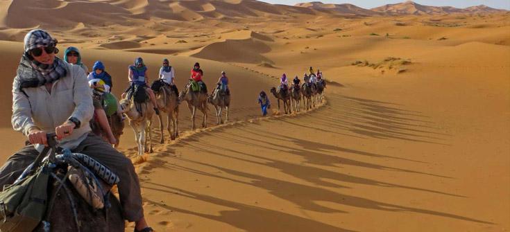3 days tour from Marrakech To Merzouga Desert Tour