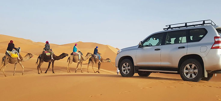 5 Days Desert Tour: from Merzouga, Fez to Marrakech