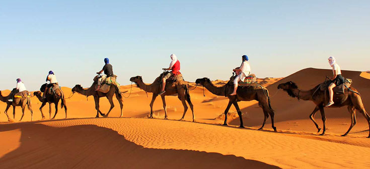 6 Days Desert Tour: from Fez to Marrakech